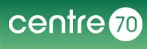 Centre 70 logo