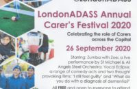 London Virtual Carer's Festival