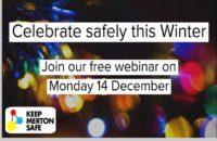 Celebrating Safely