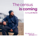 CENSUS 2021- SUNDAY 21ST MARCH